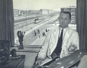 foto draijer foto 1957 den haag nieuwbouw